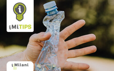 iMiTIPS #3: Come schiacciare le bottiglie di plastica