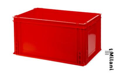 Colori contenitori per aree di lavorazione in magazzino: cosa sapere