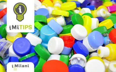 iMiTIPS #5: Dove gettare tappo e bottiglia di plastica